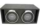 Loaded Subwoofer Boxes