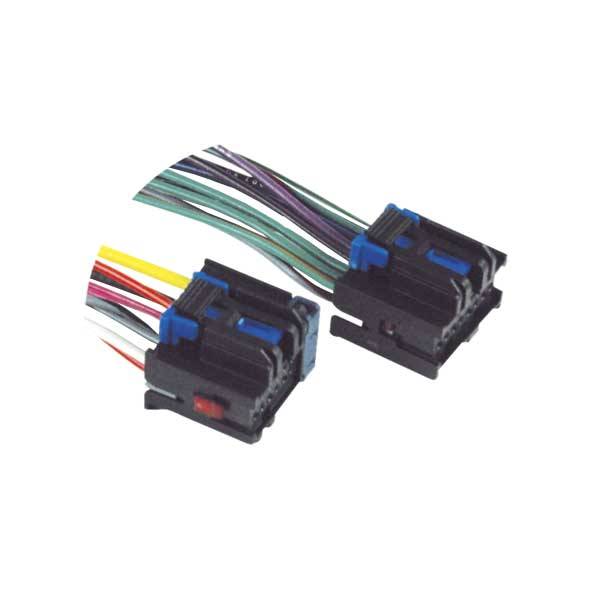 Metra 71-2104 2007 - 2008 CHEVROLET COBALT SS Car Audio Radio Wire Harness  - 71-2104_6385Half Price Car Audio