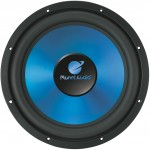 """Planet Audio ACR104D 10"""" Dual 4-OHM Voice Coil Sub Woofer with Matte Blue Poly Injection Cone 2000W"""