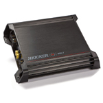 Kicker DX500.1 500 Watts RMS Mono Block DX Series Amp [11DX500.1]