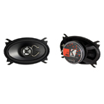 Kicker KS46 4 Inch x 6 Inch 2 Way 30W Car Speakers [11KS46]