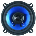 """Planet Audio AC52 5.25"""" Two-Way Speaker System Matte Blue Poly Injection Cone 180W"""