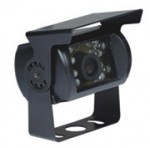 Power Acoustik CCD-1  Water-Proof Surface Mount Rear View Camera w/ Reversed Image