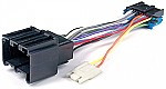 Metra 70-1862 Car Stereo Radio Wire Harness