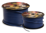 Stinger SGW991 18 Gauge 9 Conductor Blue Speed Wire (5-Foot Increments)