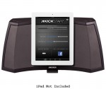 Kicker IK5 iPod iPhone or iPad Home Audio Desktop Stereo Speakers with USB Port
