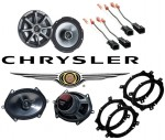 Kicker Package Chrysler PT Cruiser 2001-2005 KS650 & KS680 Coaxial Factory Upgrade Replacement Speakers