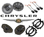 Kicker Package Chrysler PT Cruiser 2001-2005 DS65 & DS680 Coaxial Factory Upgrade Replacement Speakers