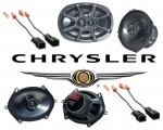 Kicker Package Chrysler Town & Country 1996-2002 KS680 & KS6930 Coaxial Factory Upgrade Replacement Speakers