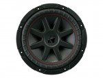 "Kicker Car Audio 43CVR102 10"" CompVR Series Sub 400W RMS 2 Ohm DVC Car Subwoofer - New"