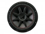 "Kicker Car Audio 43CVR122 12"" CompVR Series Sub 400W RMS 2 Ohm DVC Car Subwoofer - New"