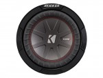 "Kicker Car Audio 43CWR82 8"" CompR Series Sub 300W RMS 2 Ohm DVC Car Subwoofer - New"