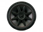 "Kicker Car Audio 43CWR84 8"" CompR Series Sub 300W RMS 4 Ohm DVC Car Subwoofer - New"