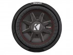 "Kicker Car Audio 43CWRT102 10"" CompRT Series Sub 400W RMS 2 Ohm DVC Car Subwoofer - New"