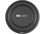 MB Quart RLP204 Reference Series 8-Inch 4 Ohm Shallow Mount Subwoofer 200W RMS