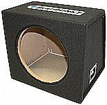 "Blaupunkt GTb 300 Car Audio Sealed Universal 12"" Subwoofer Enclosure Box"